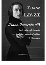 Liszt Piano Concerto No.1 - Clarinet and String Quintet